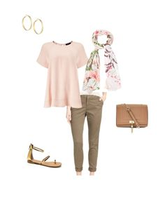 Spring 2016 GYPO Style Challenge | Style Challenges Member Site Spring Challenge, Style Challenge, Spring Summer Fashion, Spring Outfits, Spring 2016, Preppy Style, My Style, Core Wardrobe, Summer Pants