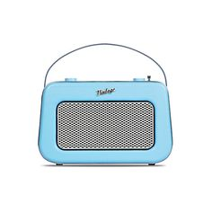 Retro portable radio (wehkamp)