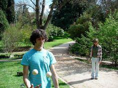 Ilusiones shot in Madrid in 2006