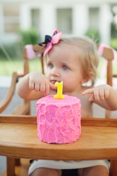 Lollipops Party Tinley Grace Is  Lollipop Birthday Is  And - Small first birthday cakes