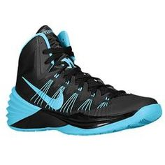 Nike Hyperdunk 2013 - Mens - Black/Gamma Blue $139.99