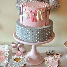 baby shower gravida ideas bb shower Portugal cake candy bar party baby boy baby girl pregnant gravida cha de bebe