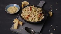 For a dish the kids will love, try our Chicken & Artichoke Spinach Pasta for a hearty fall dinner! Heat oil and cook chicken, stirring frequently, until lightly browned (3min.) Add artichokes, lemon juice & garlic and cook until chicken is fully cooked (3 min.) Set aside. Prepare Knorr® Menu Flavors Pasta Sides™ Cheesy Spinach Dip Pasta according to package directions. Stir in chicken and artichoke mix. Remove from heat and stir in 1/4 cup of cheese. Sprinkle the remaining 1/4 cup cheese on…