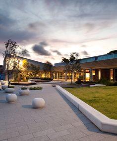 Cranbrook Junior School- Sydney,Australia- Tzannes Associates Architects + ASPECT Studios