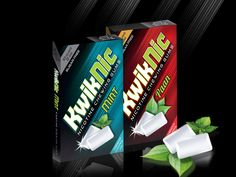 Get your free sample of Kwicknic #nicotinechewinggumIndia and make your smoking quitting journey easy.