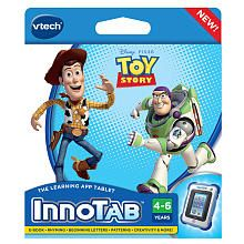 Vtech InnoTab Learning Game Cartridge - Disney Pixar Toy Story - for Brookie or Cannon