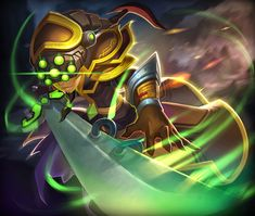 League Of Legends, Master Chief, Fictional Characters, Art, Art Background, League Legends, Kunst, Performing Arts, Fantasy Characters