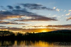 Sunset by Knut Trondsen on Norway, Celestial, Sunset, Landscape, Pictures, Photography, Outdoor, Photos, Outdoors