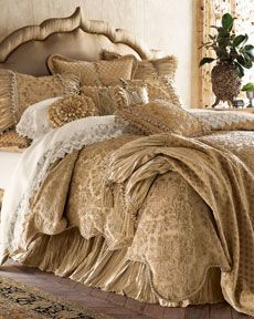 Elegant bedding ♥