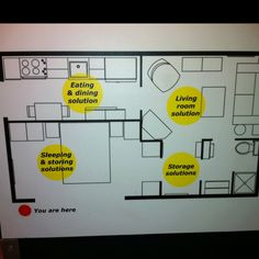 Small floor plans on pinterest floor plans apartment floor plans and apartment layout - Ikea small spaces floor plans collection ...