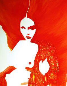 fashion illustrations by naja conrad hansen Art And Illustration, Illustrations Posters, Fashion Illustrations, Aalborg, Graffiti, Portfolio Images, Victoria Secrets, Traditional Art, Photo Art