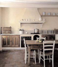 French propertie - mediterranean - kitchen - other metro - Décoration et provence plaster