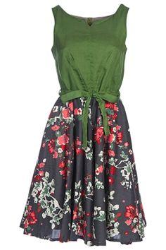 Elise Manon Dress - Womens Knee Length Dresses - Birdsnest Online