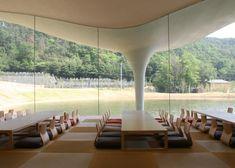 municipal funeral hall ,Gifu, japan