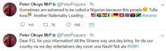 Badrosblog    Nigeria's best Online Portal to Read Entertainment News: Peter Okoye reacts to FG's plan to stop Entertaine...