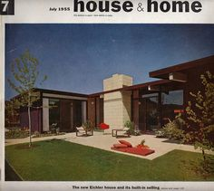 House & Home cover 1955