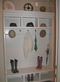 Mudroom Ideas – Your home's solution for April Showers - Textures Flooring | Nashville TN