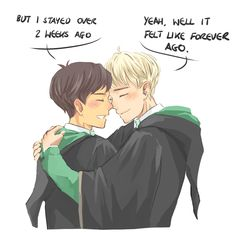 Read Parte 68 from the story Harry Potter(Yaoi) by benjavallejos with reads. Harry Potter Cursed Child, Harry Potter Ships, Harry Potter Anime, Harry Potter Fan Art, Harry Potter Fandom, Harry Potter Memes, Harry Potter World, Scorpius And Albus, Albus Severus Potter