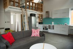 Modern Studio Loft Steps from Beach - vacation rental in Los Angeles, California. View more: #LosAngelesCaliforniaVacationRentals