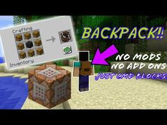 Minecraft - How to make a Working Slush Machine - YouTube