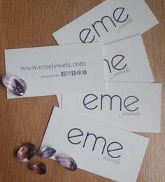 Por fin llegó ¡nueva web! donde metales y piedras se entremezclan creando formas eternas. Las joyas que siempre quisiste ya disponibles en www.emejewels.com