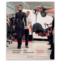 Fashion & Food - Alexander McQueen: Working Process