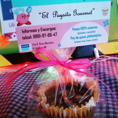 Cupcakes para regalar