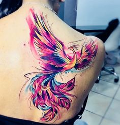 Phoenix tattoo: modern designs + list of meanings - tattoo styles - phoenix tat . - Phoenix Tattoo: modern designs + list of meanings – Tattoo Styles – Phoenix Tattoo: modern desi - Up Tattoos, Body Art Tattoos, Tattoos For Guys, Sleeve Tattoos, Tatoos, Celtic Tattoos, Thigh Tattoos, Star Tattoos, Phoenix Bird Tattoos
