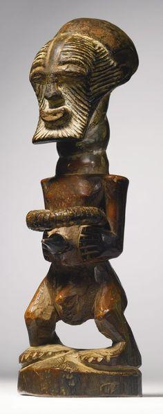 Songye Male Power Figure, Democratic Republic of the Congo | Lot | Sotheby's