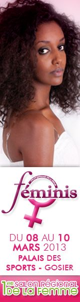 DO NOT MISS THE 1st REGIONAL WOMAN SHOW IN GUADELOUPE!