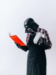 D. Vader daily journal - cooking with Gordon Ramsay