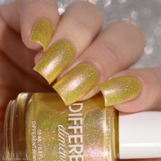 Different Dimension Color4Nails Exclusive Duo – Makin' Iris At You