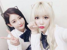T-ARA - Soyeon + Qri