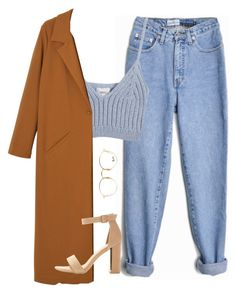 """Untitled #6397"" by heynathalie ❤ liked on Polyvore featuring Chicnova Fashion, Ray-Ban and Monki"
