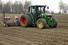 Bioackerbautag 2014 Tractors, Mesh, Switzerland, Plants