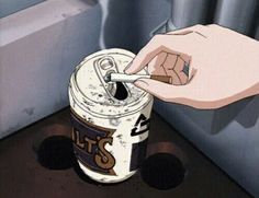 Anime grunge