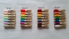 Free colour palettes - Stylecraft Special DK | Mumsnet Discussion