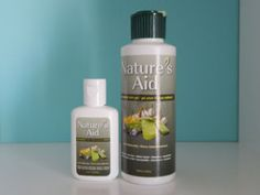 Nature's Aid – All Natural Skin Gel