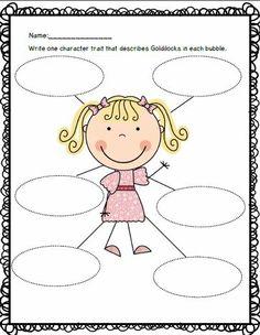 Comparing Goldilocks Tales - Using Goldilocks and The Three Bears and The Three…