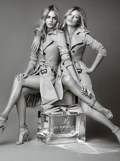 """My Burberry"" Campaign 