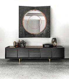 The best of luxury sideboard design in a selection curated by Boca do Lobo to inspire interior designers looking to finish their projects. Deco Furniture, Cabinet Furniture, Cool Furniture, Furniture Design, Bedroom Furniture, Tv Cabinet Design, Muebles Living, Buffets, Mid Century Modern Decor