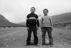 Young Kurds. Near Erzurum, Turkey. 1991. © Nikos Economopoulos/Magnum Photos