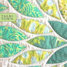 Sea Glass LAP Quilt | Craftsy