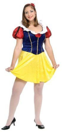 Rubie's Co Secret Wishes Plus Size Snow White Costume