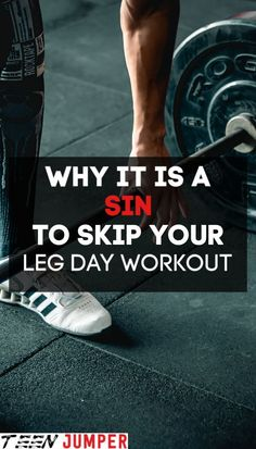 Why leg day should not be skipped ever, for weightlifters and athletes. Here are some reasons why leg day is just as important as the other days, if not more so. Bodybuilding Plan, Bodybuilding Quotes, Bodybuilding Workouts, Bodybuilding Motivation, Lifting Motivation, Fitness Motivation, Fitness Diet, Health Fitness, Fitness Memes