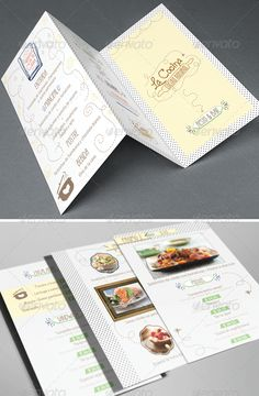 Resto & Bar Menu  #graphicriver