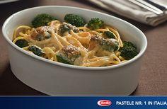 Spaghete cu branza si broccoli - www.foodstory.ro