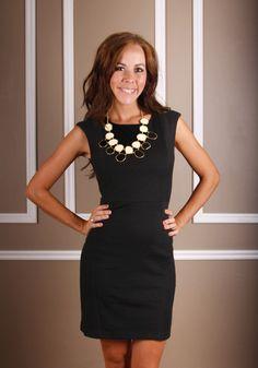 Wall Street Dress, $58.00 #Page6Boutique #shoppage6 #pintowin