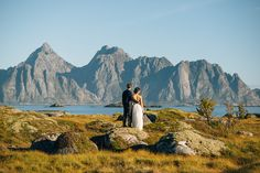 Wedding photos from Norway that will take your breath away