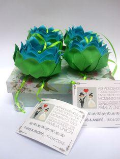 Flor de Lótus de origami